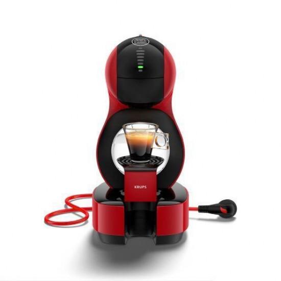 Кафемашина Nescafe Dolce Gusto LUMIO Red, Krups