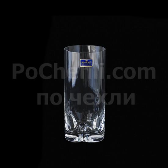 Комплект за вода и безалкохолно TRIO Bohemia 7 части, Чехия
