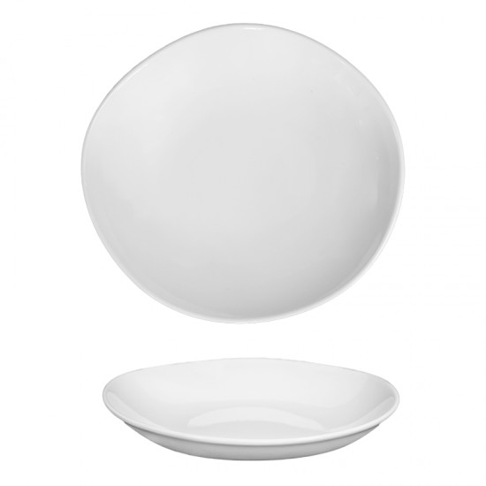 Дълбока порцеланова чиния VAGO, 26 см, BONNA Турция