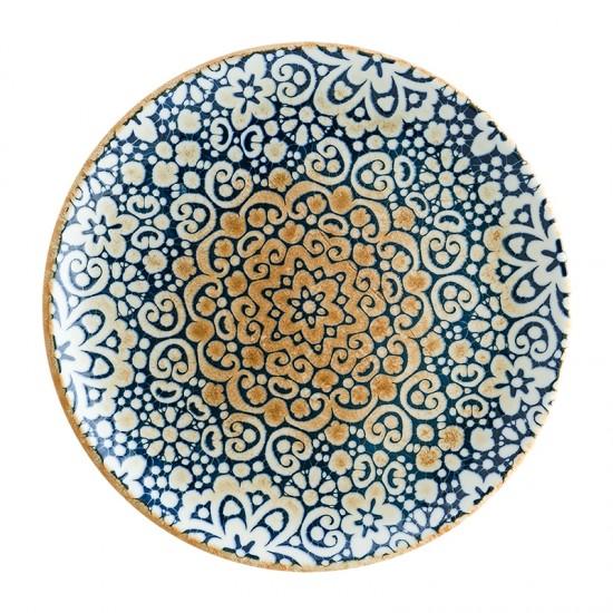 Дълбока порцеланова чиния ALHAMBRA, 25 см, BONNA Турция