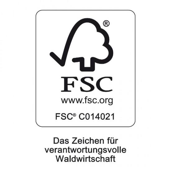 Комплект от 3 дъски за рязане и сервиране от Акация, 23*15 см, KESPER Германия