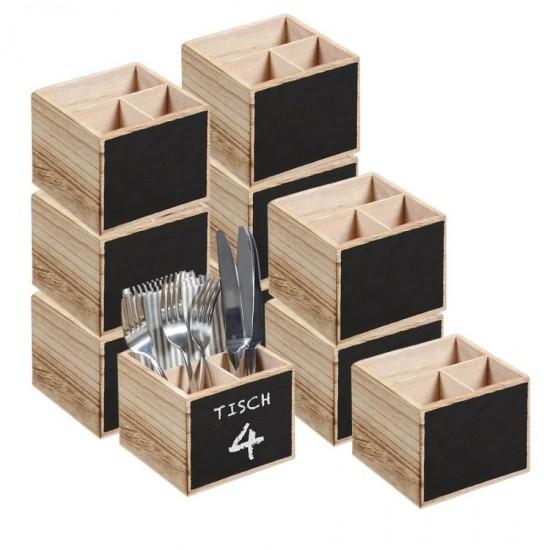 Дървена кутия за прибори, KESPER Германия