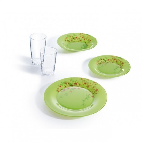 Десертни чинии Luminarc IPOMEA, 6 бр. 19 см