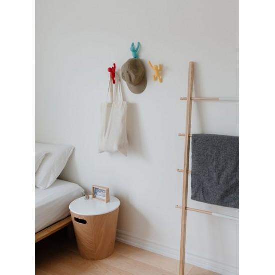 Зкачалки за стена BUDDY, 3 броя, цветни, UMBRA Канада