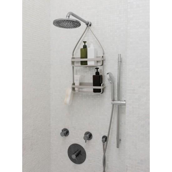 Двоен рафт за баня FLEX, сив, UMBRA Канада