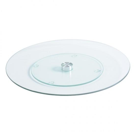 Въртящо се стъклено плато за сервиране, KESPER Германия