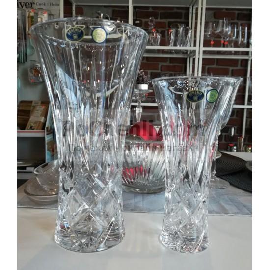 Кристална ваза CHRISTIE 25,5 см, CRYSTAL BOHEMIA