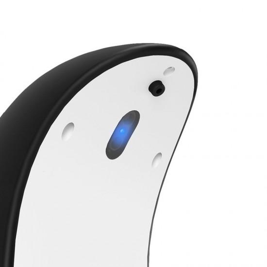 Автоматичен сензорен диспенсър за сапун EMPEROR в бяло и черно, 355 мл., UMBRA Канада