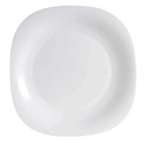 Комплект от 6 чинии за салата/десерт Luminarc Carine 19 см, черно или бяло