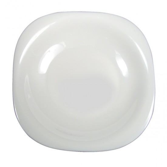 Комплект от 6 дълбоки чинии Luminarc Carine 21 см, черно или бяло