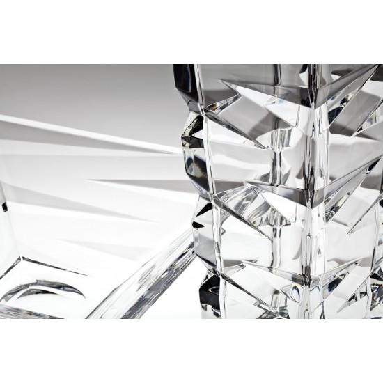 Кристална гарафа ZIG ZAG, 750 мл, Crystal Bohemia