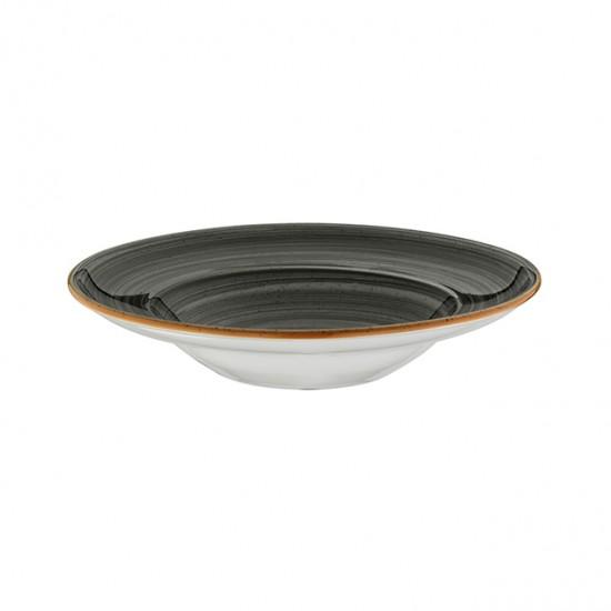 Дълбока порцеланова чиния SPACE, 27 см, BONNA Турция