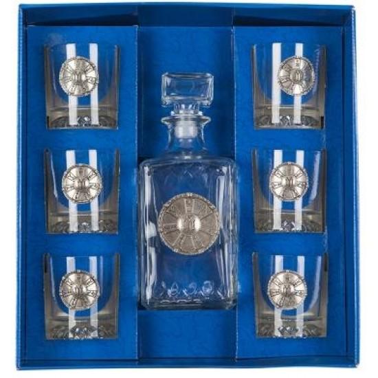 Комплект за уиски Розета, Artina Австрия