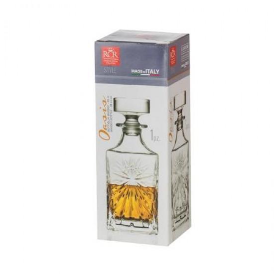 Гарафа за уиски Oasis, RCR Cristalleria Italiana