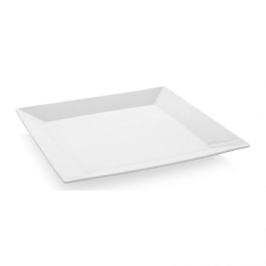 Квадратна порцелановa чиния MERID, 30 см, GÜRAL PORSELEN Турция