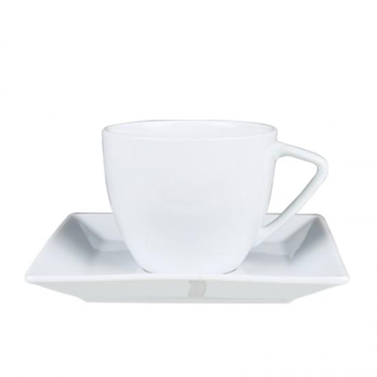 Порцеланов сервиз за кафе и чай MERID, 12 части за 6 души, GÜRAL