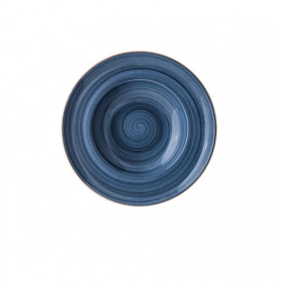 Дълбока порцеланова чиния DUSK, 27 см, BONNA  Турция