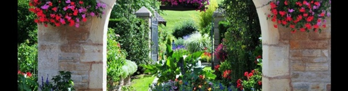 Направи си сам декорация за градина