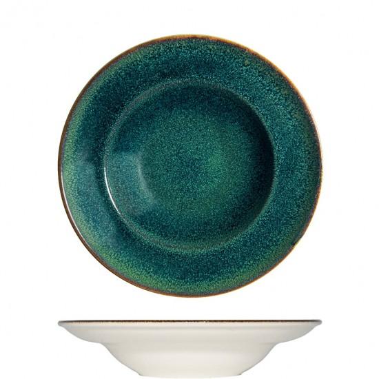 Дълбока порцеланова чиния ORE MAR, 27 см, BONNA Турция