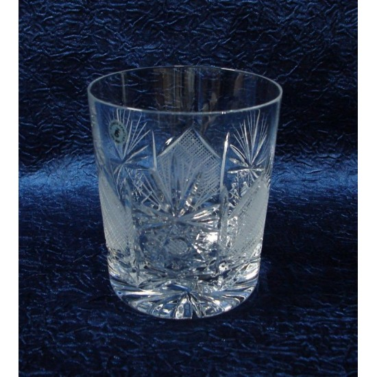 Кристални чаши за уиски Зорница лукс, Zawiercie Crystal, Полша