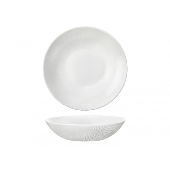 Дълбоки чинии COCONUT, 20 см, 6 броя, Bormioli Rocco Италия