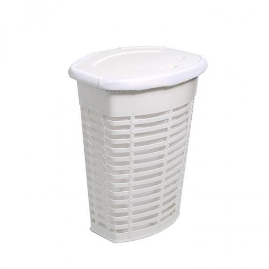 Кош за пране PALM, бял, PRIMANOVA Турция