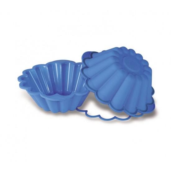 Силиконова форма за кекс тип Brioche, Silikomart Italy, Ø220 H 80 mm