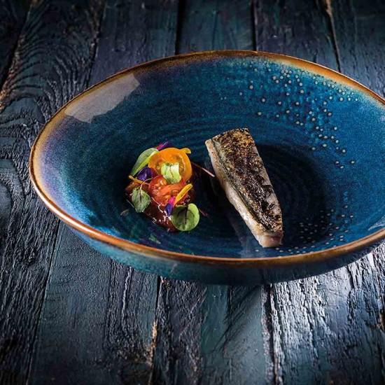 Дълбока порцеланова чиния SAPPHIRE, 26 см, BONNA Турция