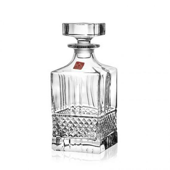 Гарафа за уиски Brillante, 750 мл., RCR Crystal Италия