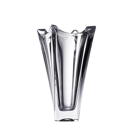 Ваза Quadron, 30 см, Bohemian Crystalite