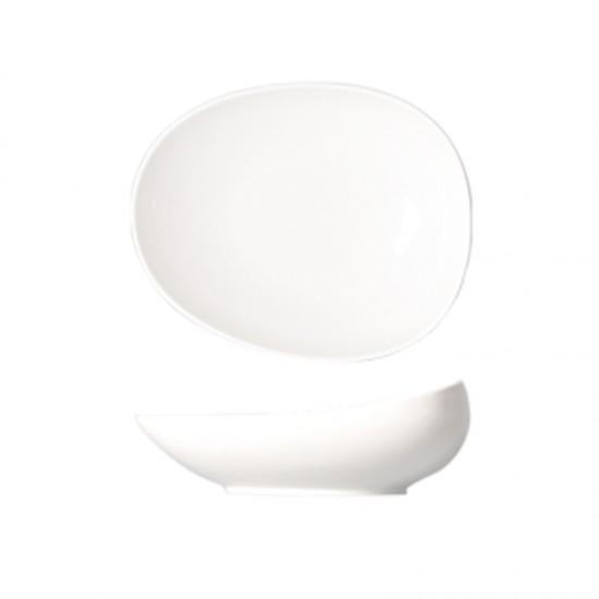Дълбока порцеланова чиния, 22 см, SIDNEY