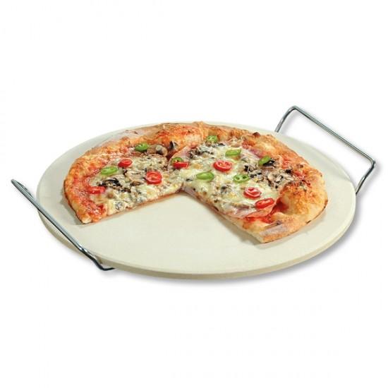 Каменна плоча за печене и сервиране на пица 33 см, Kesper Германия