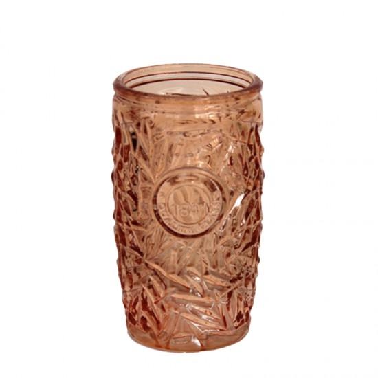 Kоктейлни чаши ALOHA ORANGE, 400 мл., 6 броя