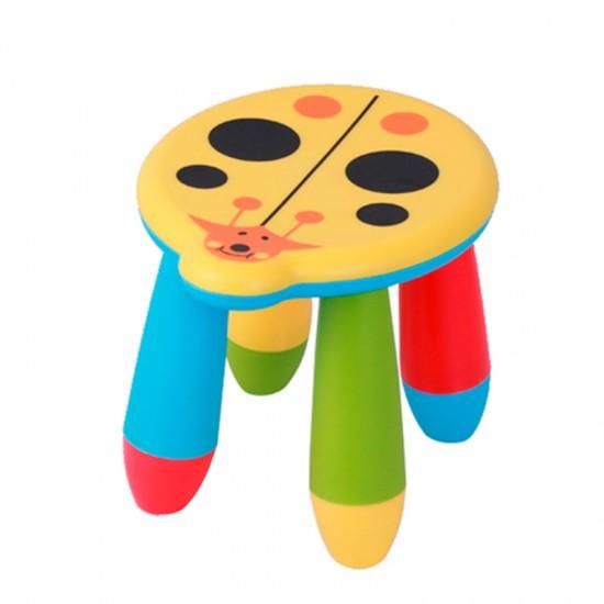 Детско столче КАЛИНКА, жълто