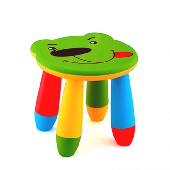 Детско столче МЕЧЕ, зелено