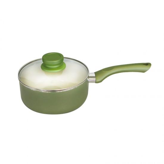 Касерола TANGO, 18 см, зелена