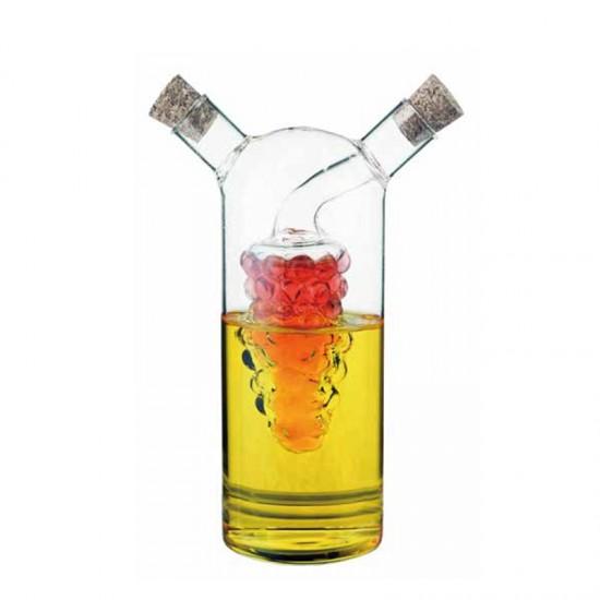 Комбинирана бутилка EASY LIFE Trendy за оцет и олио