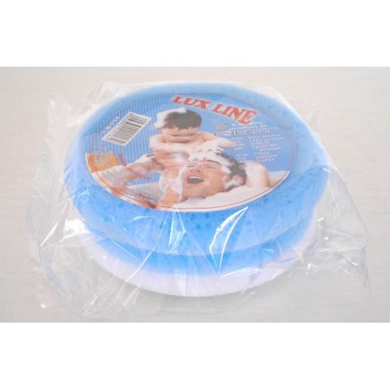 Гъба за баня кръгла с канал