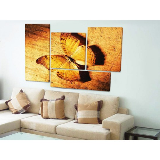 """Картина пано """"Пеперуда"""", 110 * 90 см"""