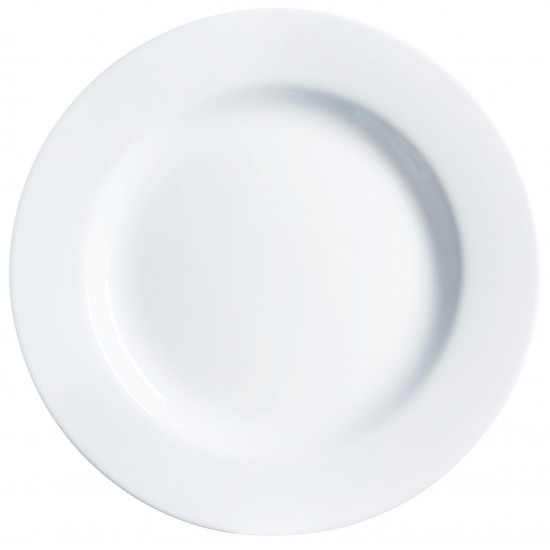 Комплект от 6 чинии за хранене, Luminarc Evolution, 24 см