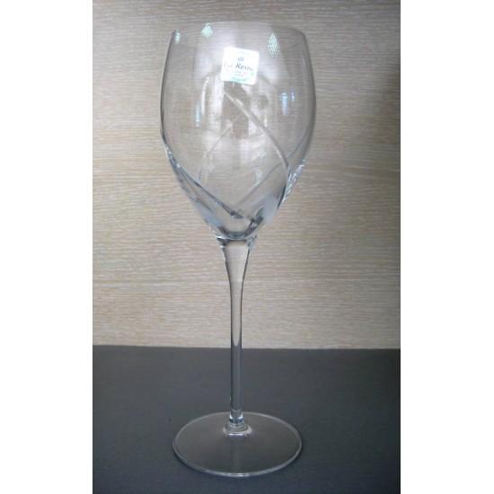 """Кристални чаши за червено вино """"Зафиро Париж"""", La Reine, Италия"""