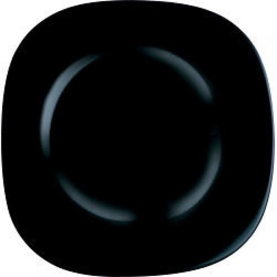 Комплект от 6 чинии за основно Luminarc Carine 26 см, черно или бяло