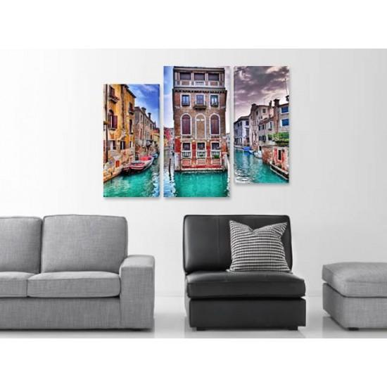 """Картина пано """"Венеция"""", 100 * 70 см"""