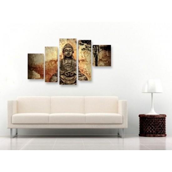 """Картина пано """"Буда"""", 120*70 см"""