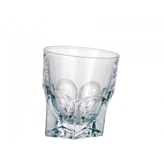 Комплект 6 чаши за уиски Акапулко, Crystalite Bohemia