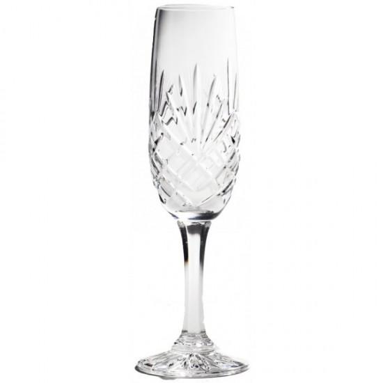 Кристални чаши за шампанско Маргарита, Zawiercie Crystal, Полша