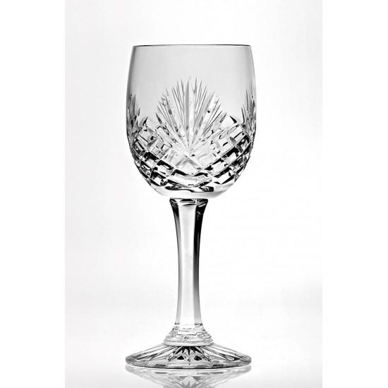 Кристални чаши за бяло вино Маргарита, Zawiercie Crystal, Полша