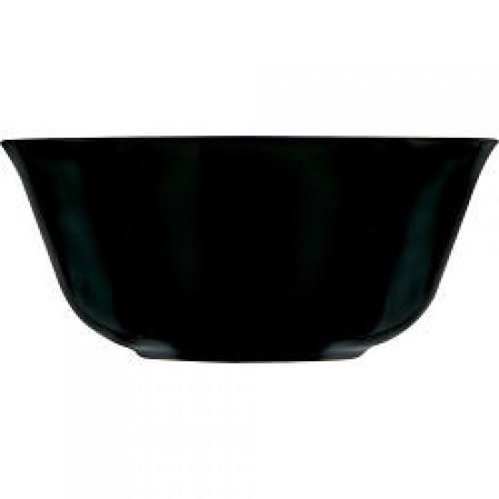 Комплект купички Luminarc Carine, черни, 6 бр., 12 см