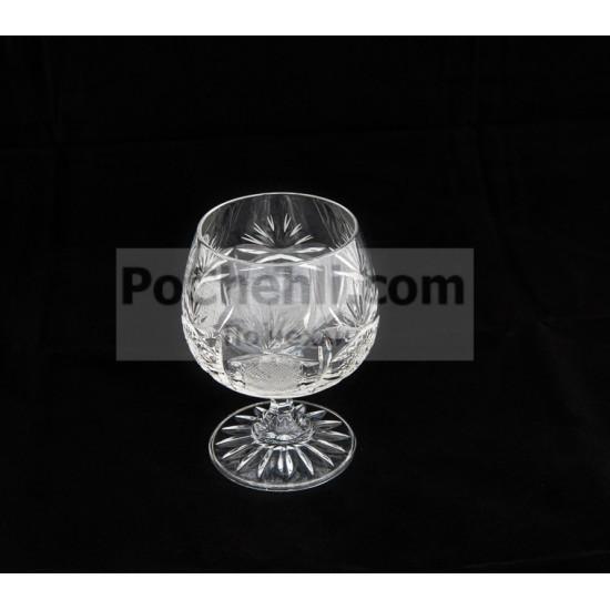 Кристални чаши за коняк Поморие, Zawiercie Crystal, Полша