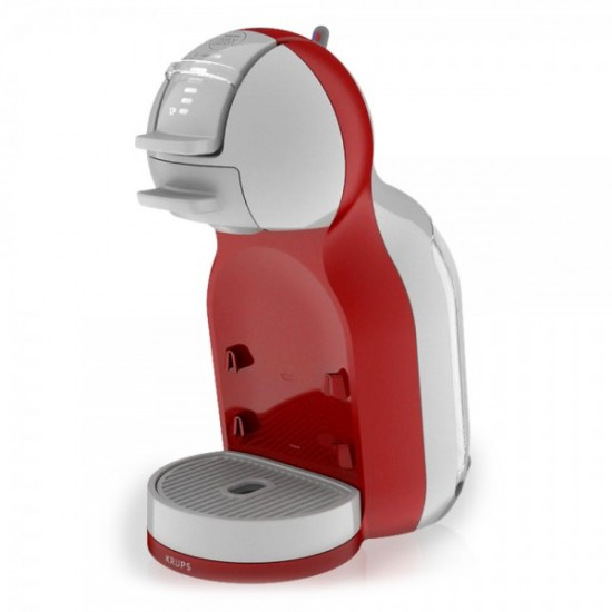 Кафемашина Nescafe Dolce Gusto Mini Me Red&Grey, Krups